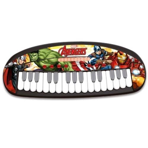 Teclado Musical Avengers Toyng