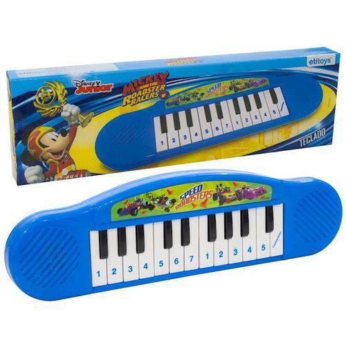Teclado Musical Etitoys Mickey