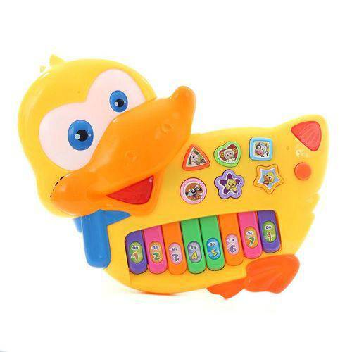 Teclado Musical Infantil - Duck Piano