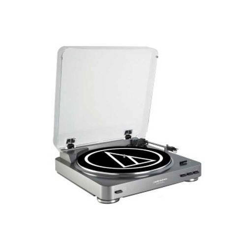 Toca Disco Audio-technica USB e Analógico At-lp60-USB