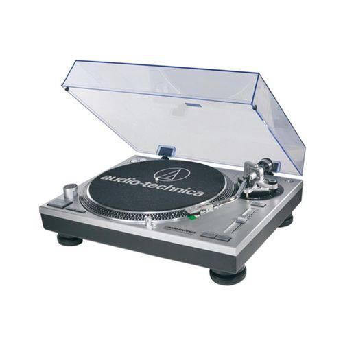 Toca-discos Audio-technica At-lp120bk-USB Preta Direct-drive