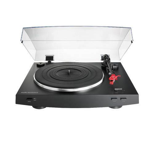 Toca-discos Audio-Technica At-lp3bk Preta (belt-drive)