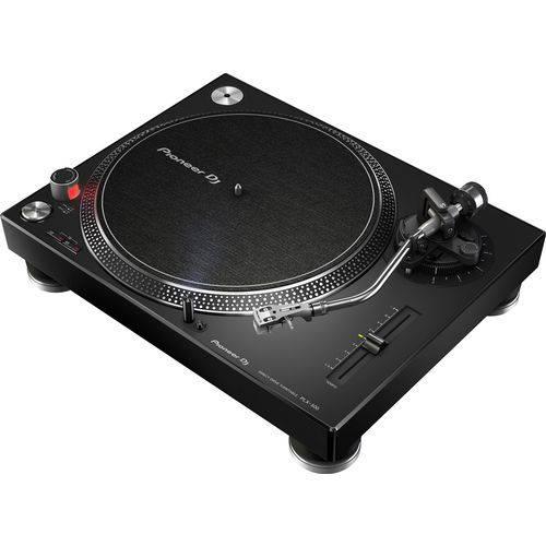 Toca Discos Pioneer PLX 500 Black Direct Drive