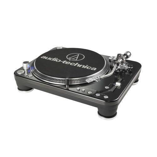 Toca-discos Pro Audio-technica At-lp1240-USB (direct-drive)