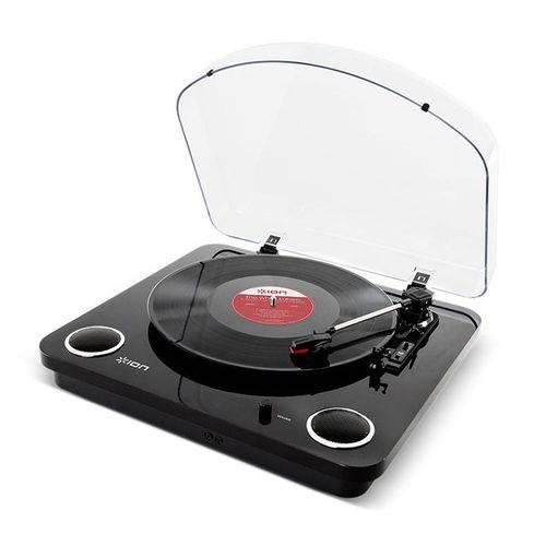 Toca-discos Vinil com Conversão Digital - Bivolt