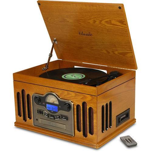Toca-discos Vinil Retro Kansas 32.386 Classic
