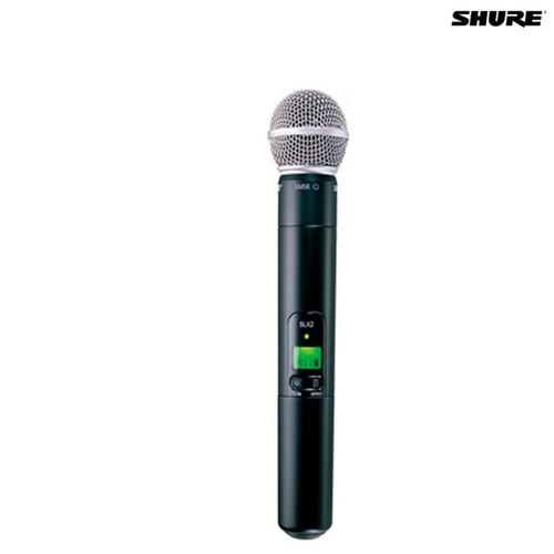 Transmissor Bastão com Capsula SLX2/SM58 027853 Shure