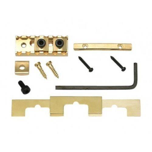 Trava Cordas Lock Nut P/ Floyd Rose GOTOH FGR-2 41mm Dourado