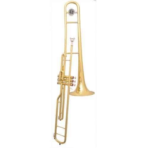 Trombone de Pisto Dó Zion By Plander Tb931l Laqueado com e