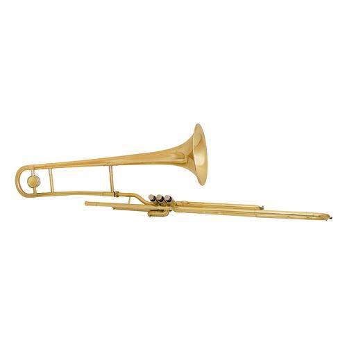 Trombone de Pisto Sib Zion By Plander Tb900l Laqueado com e