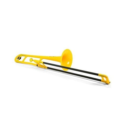 Trombone de Plástico PBone Amarelo