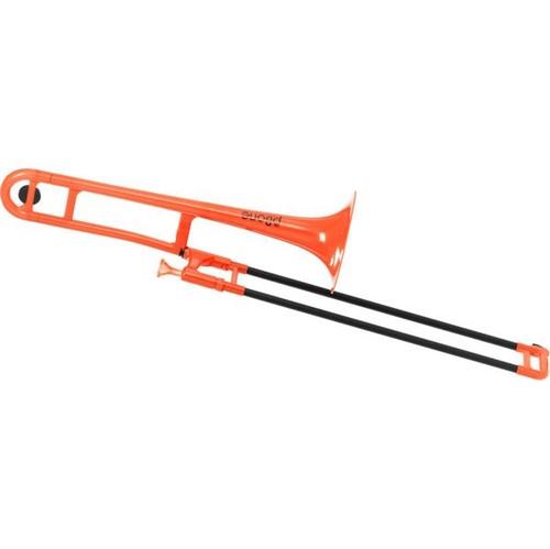 Trombone de Plástico PBone Laranja