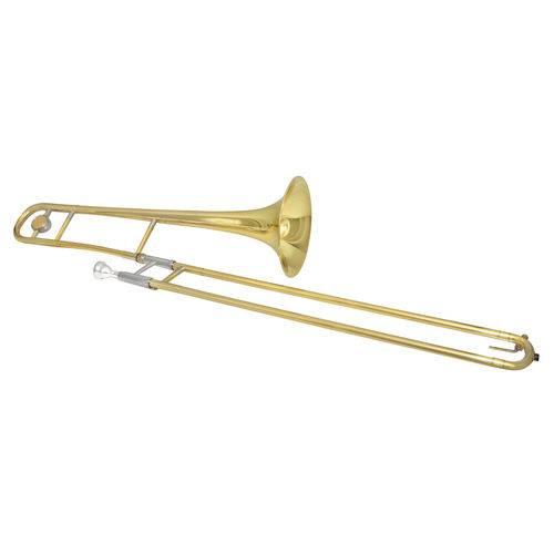 Trombone de Vara Sib Zion By Plander Tb700l Laqueado com Es