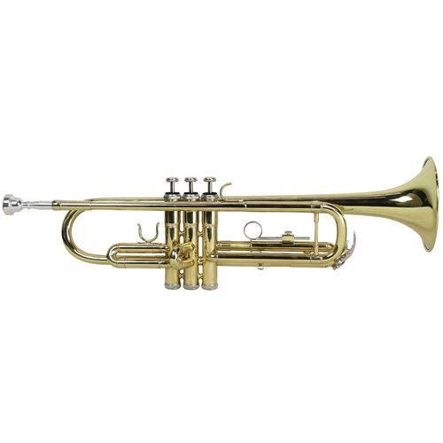 Trompete com Estojo em Sí - Ttb5r