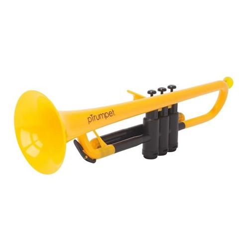 Trompete de Plástico PTrumpet Amarelo