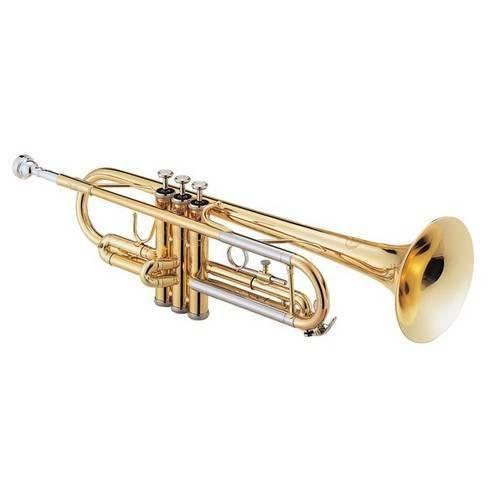 Trompete Laqueado em Bb Jtr408l Jupiter