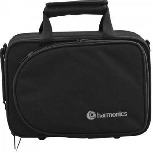 Trompete Pocket Bb Laqueado + Estojo Hmt-500l
