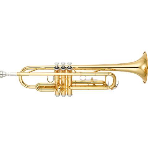 Trompete Yamaha Ytr3335cn