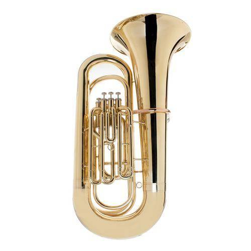 Tuba Bb Schieffer 4 Pistos - SCHT-18.5-442V4