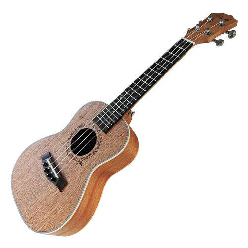 Ukulele Concert Barth Guitars Acústico Natural