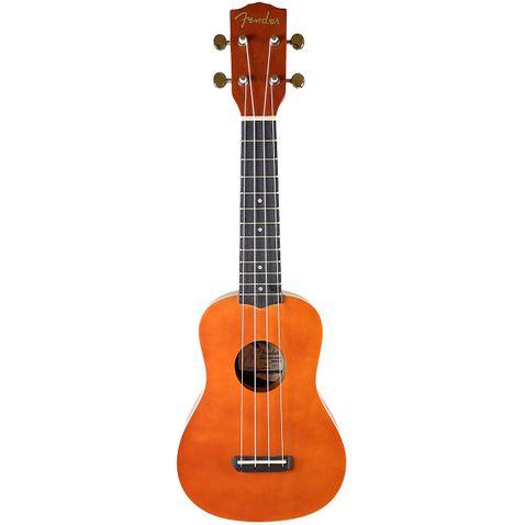Ukulele Fender Hermosa Soprano 022 - Natural