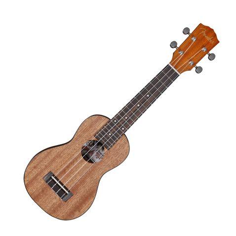 Ukulele Fender U Uku Soprano 021 - Natural