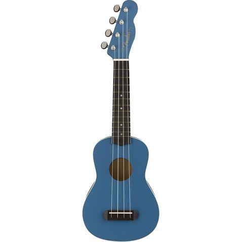 Ukulele Fender Venice Soprano 002 - Lake Placid Blue
