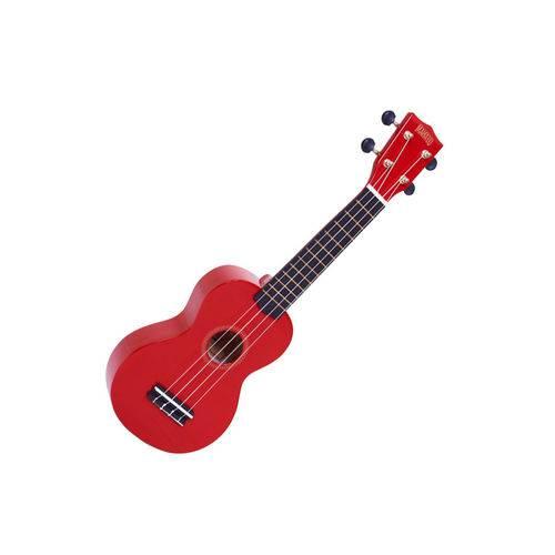 Ukulele Mahalo Soprano Arco-oris Vermelho