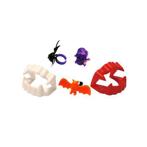 Vampiro Dodo Colorido - Pacote com 15 Unidades