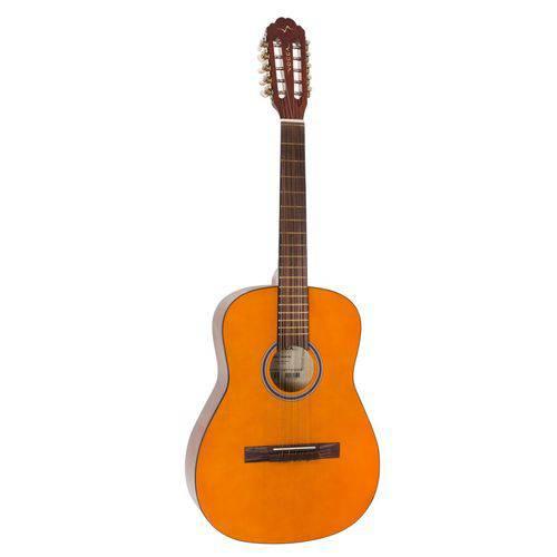 Viola Caipira Acústica Vogga Vvl400 10 Cordas - Natural Satin