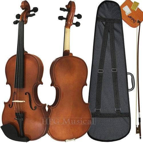 Violino 4/4 Tarttan Série 100 Natural