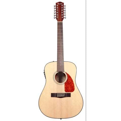 Violao 12 Cordas Fender Cd 160 se 021 - Natural