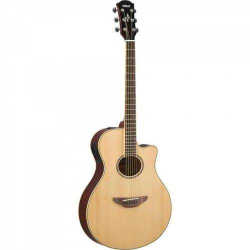 Violao Yamaha ACO APX600 NT