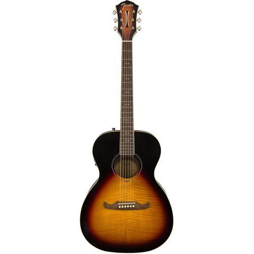Violão Fender Concert - Fa-235e - 3-tone Sunburst