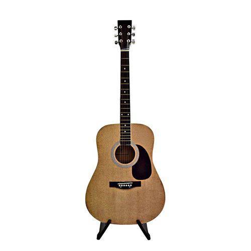 Violão Folk Prowinds Natural PW1700