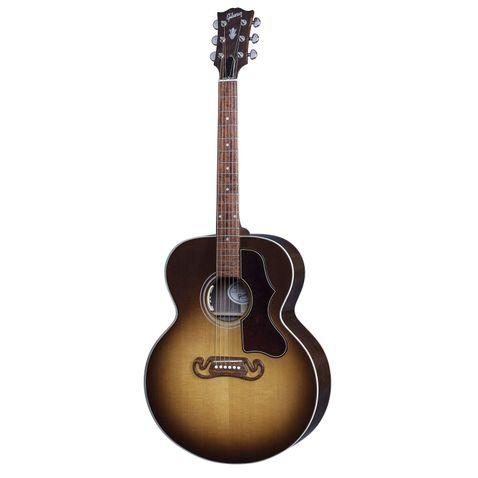 Violao Gibson Sj100 Aco Eletroacustico Walnut Honeyburst