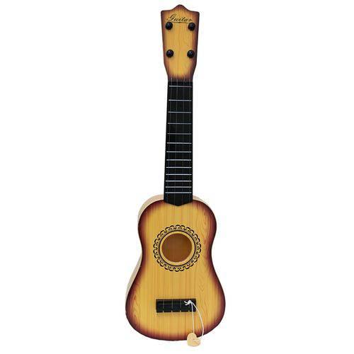 Violão Infantil Musical de Brinquedo Beje