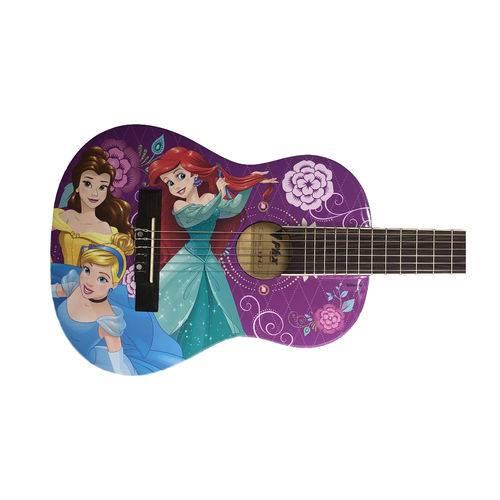 Violão Infantil Princesas Sereia Cinderela Phx Vip4