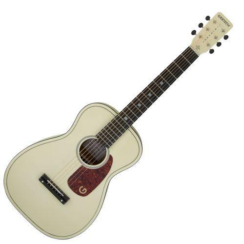 Violao Jim Dandy Flat Top Gretsch 270 4000 505 G9500 LTD 505 Vintage White