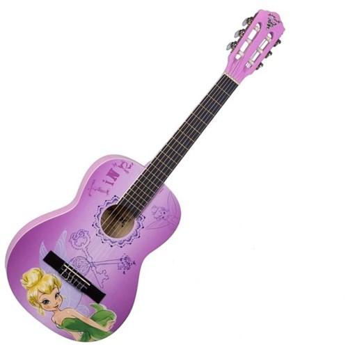 Violão Juvenil Disney Tinker Bell VJT3