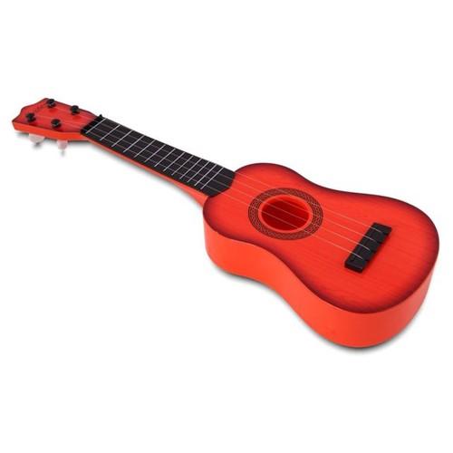 Violão Musical HA0038 Yoyo Kids Laranja Laranja