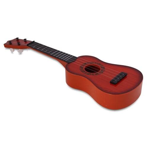 Violão Musical HA0038 Yoyo Kids Marrom Marrom