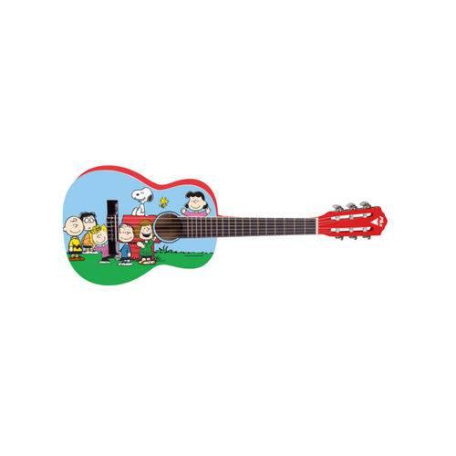 Violao Phx Infantil Snoopy Amigos