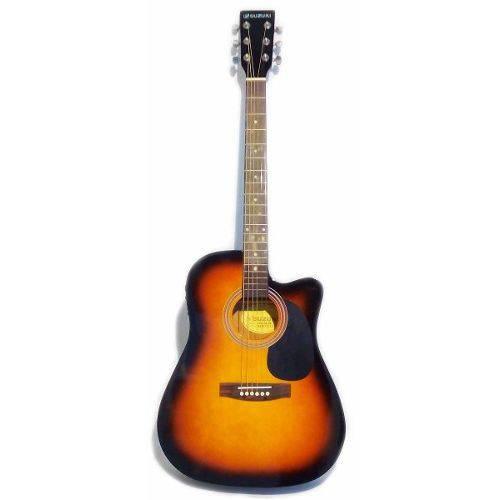 Violão Suzuki Sdg-2ce Sb Dreadnought Guitar