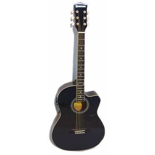 Violão Suzuki Ssg-6ce Bk Classical Guitar