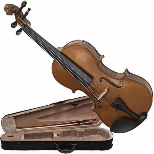 Violino 4/4 Especial Completo com Estojo e Arco Dominante