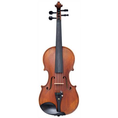 Violino 4/4 Zion By Plander Modelo Strad Antique Fundo Inte