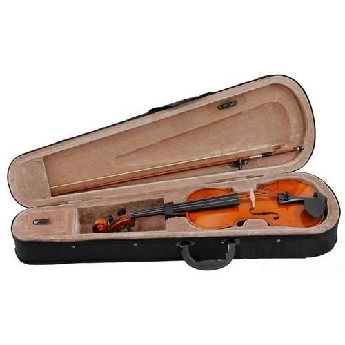 Violino 3/4 Estudante Dominante C/ Estojo, Arco e Breu