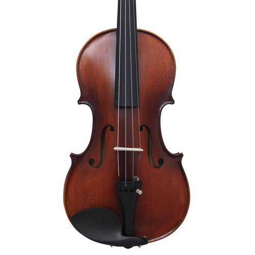 Violino 3/4 Zion By Plander Modelo Preludio Antique