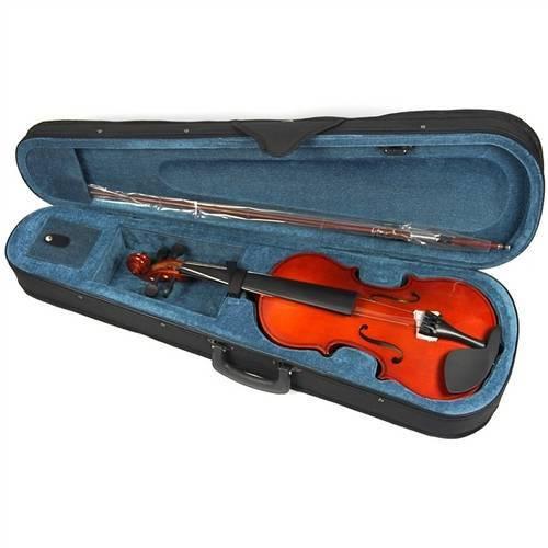 Violino Clássico 4/4 Acústico Aubvl14 Auburn